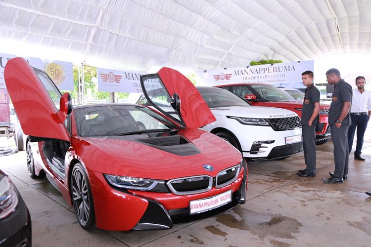"Vehicle Importers Association's ""LB Big Wheels Motor Show"