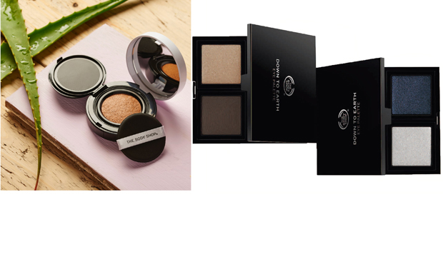 Guilt-free Indulgences: The Body Shop fortifies its makeup