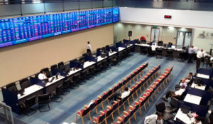 Colombo Stock Exchange closed for trading on Monday