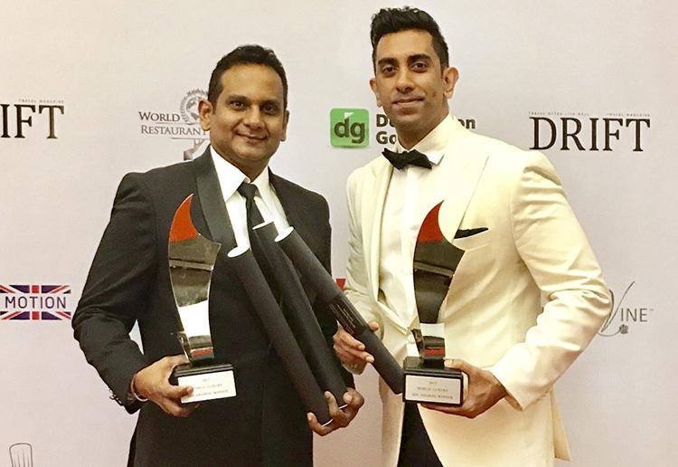 Spa Ceylon wins big at World Luxury Spa Awards 2017