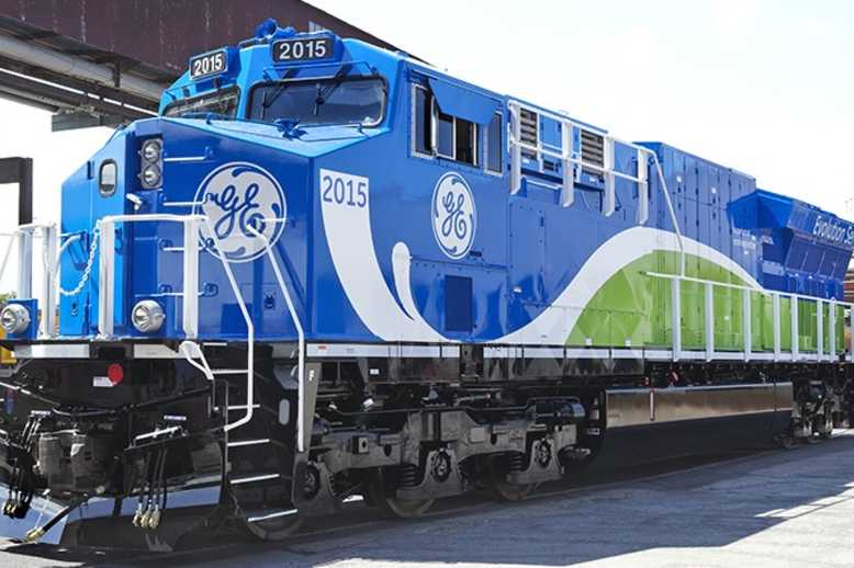 New Train Engines From Us For Upcountry Line Adaderana