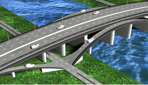 Colombo-Kandy Central Expressway splits into four phases