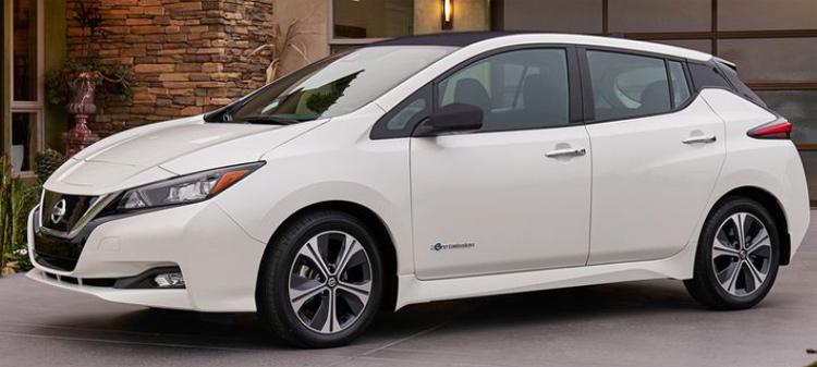 The New 2018 Nissan Leaf Offers 150 Miles Of Ev Range
