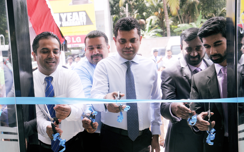Asliyaairlink appointed as passenger sales agent srilankan airlines opens new office in kurunegala - Srilankan airlines office ...