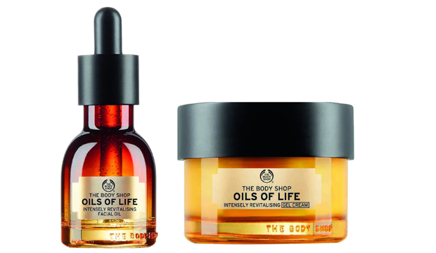 Potently Life Giving: The Body Shop's Oils of Life