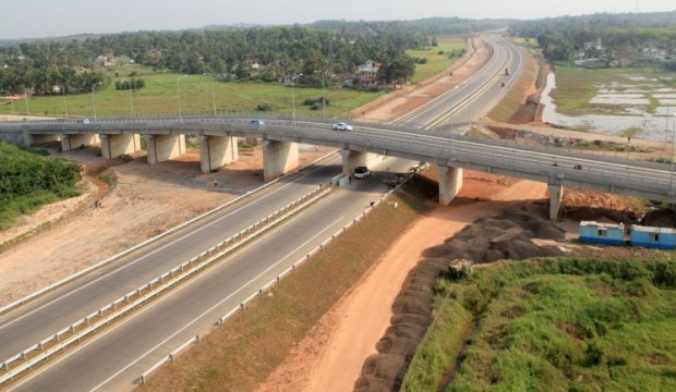 Kadawatha Kerawalapitiya Highway Progress