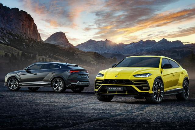 Lamborghini Races After New Customers With First Suv Adaderana Biz